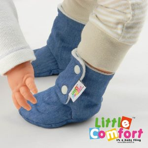 Hand-Made Baby Shoes